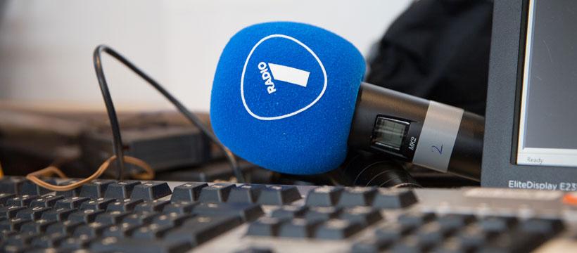 Radio 1 zet zich in tegen kinderarmoede