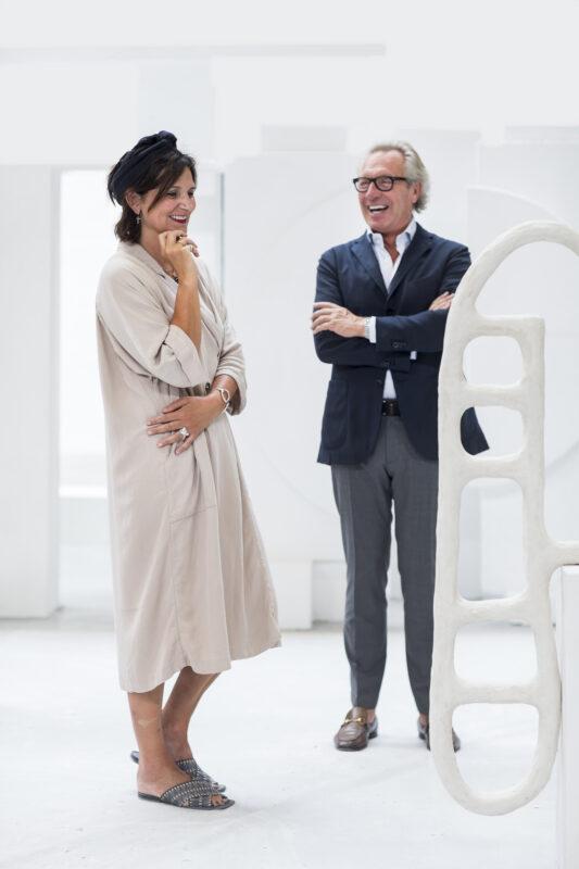 Marie Michielssen & Edouard Vermeulen