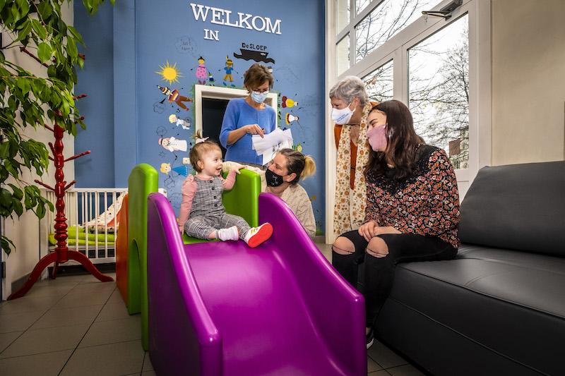 Make Belgium Great Again : speelgoedcheques verdeeld door organisaties zoals De Sloep